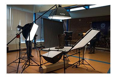 Cursus Productfotografie, Den Haag