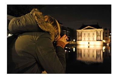 Workshop Nachtfotografie, Den Haag