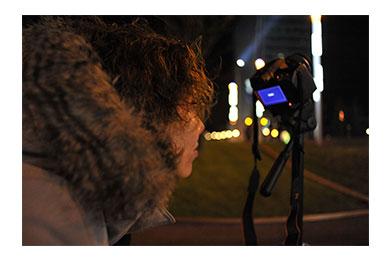 Workshop Nachtfotografie in Rotterdam