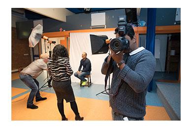 Les Portretfotografie in Den Haag