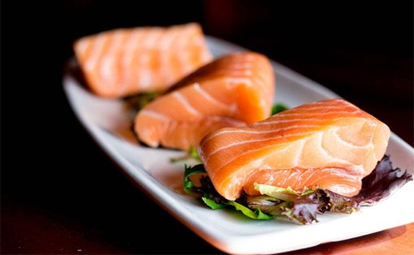 Foodfotografie Zalm