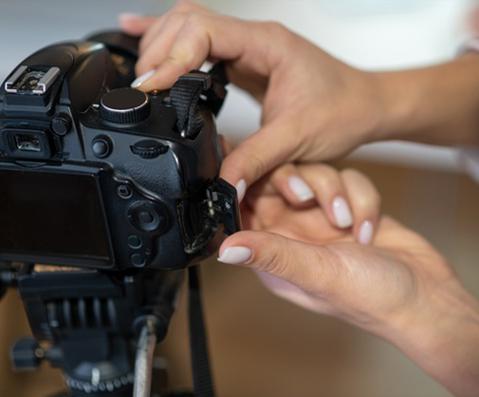 Online Cursus Fotografie Camera Instellingen